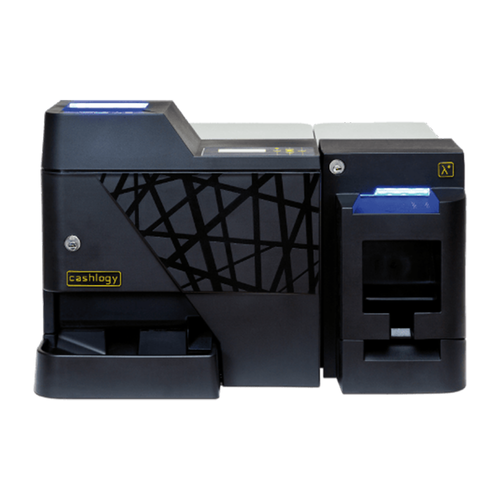 Cassa automatica - Cashlogy POS 1000 USATA
